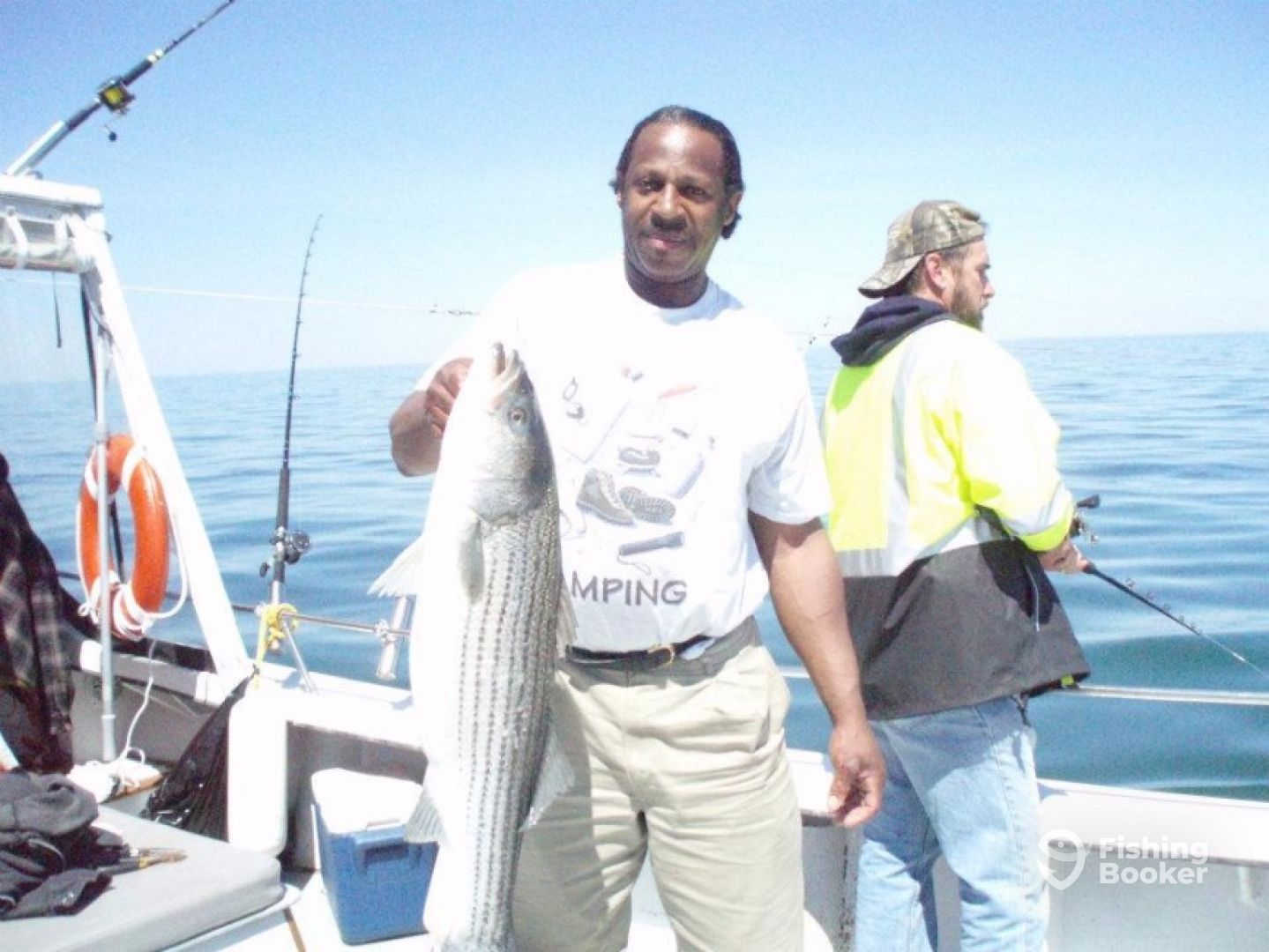 Capt hub s charters lewisetta va fishingbooker for Fishing trips in virginia