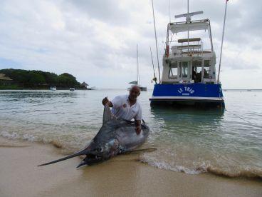 Blue Marlin de 570 livres