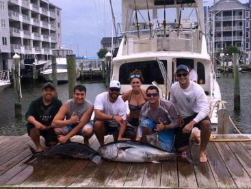 Reel Naughty Sportfishing