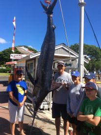 321 Pound Marlin 08/10/17
