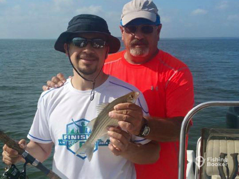 Lake Livingston Texas Fishing