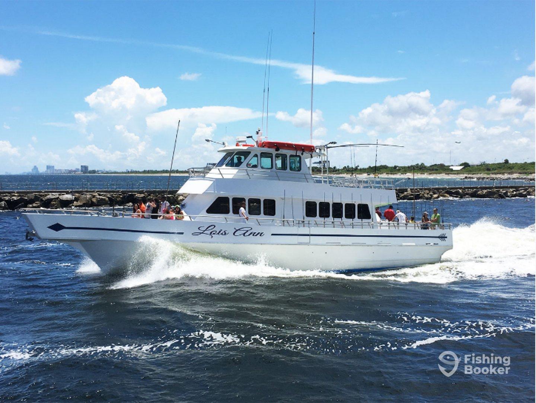Lady Pamela Driftfishing Partyboat Fort Lauderdale