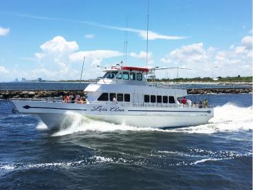 Lady Pamela Driftfishing Partyboat
