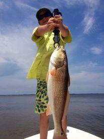 Redfish!
