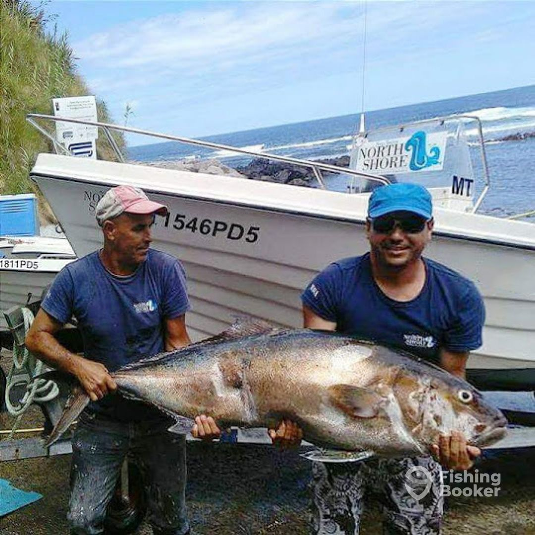 Azores Fishing Experience-NSTours