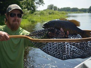 Wisconsin fly fishing company