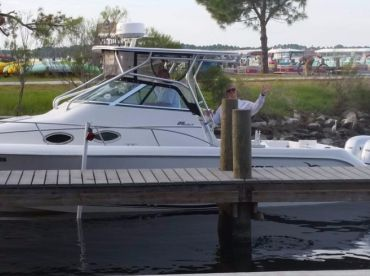 27 ft Equipped For Deep Sea Fishing