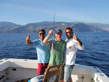 AQUASARES Fishing Charters, Tavira