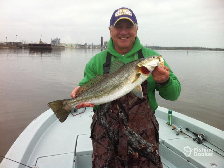 Chapman s charters hackberry la fishingbooker for Hackberry la fishing