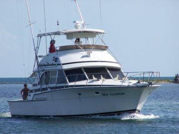Charter Boat Sea-Clusion