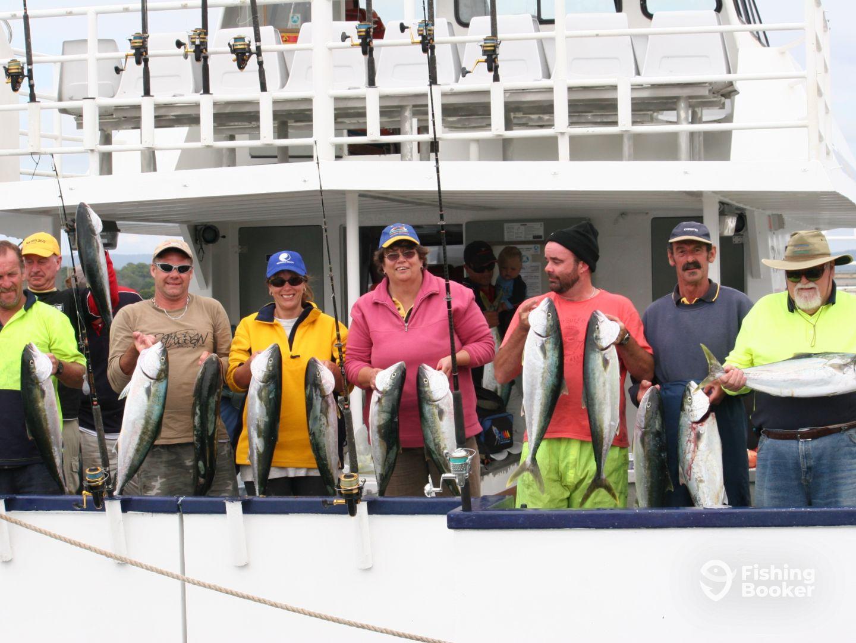 Merimbula Marina - Fishing Charters