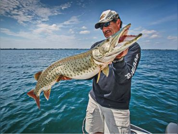 Doug Samsal Fishing, Algonac