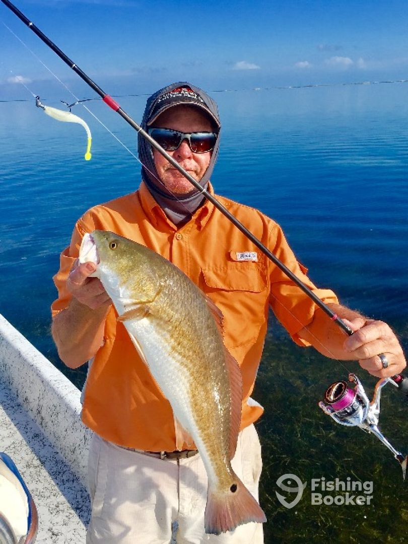 Blast to cast guide service south padre island tx for Bay fishing spi