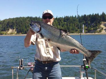 Big King Salmon Charters