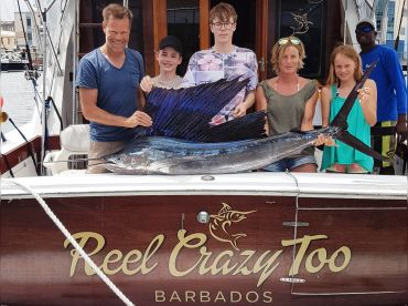 Reel Crazy Fishing Charters - 42 ft, Bridgetown