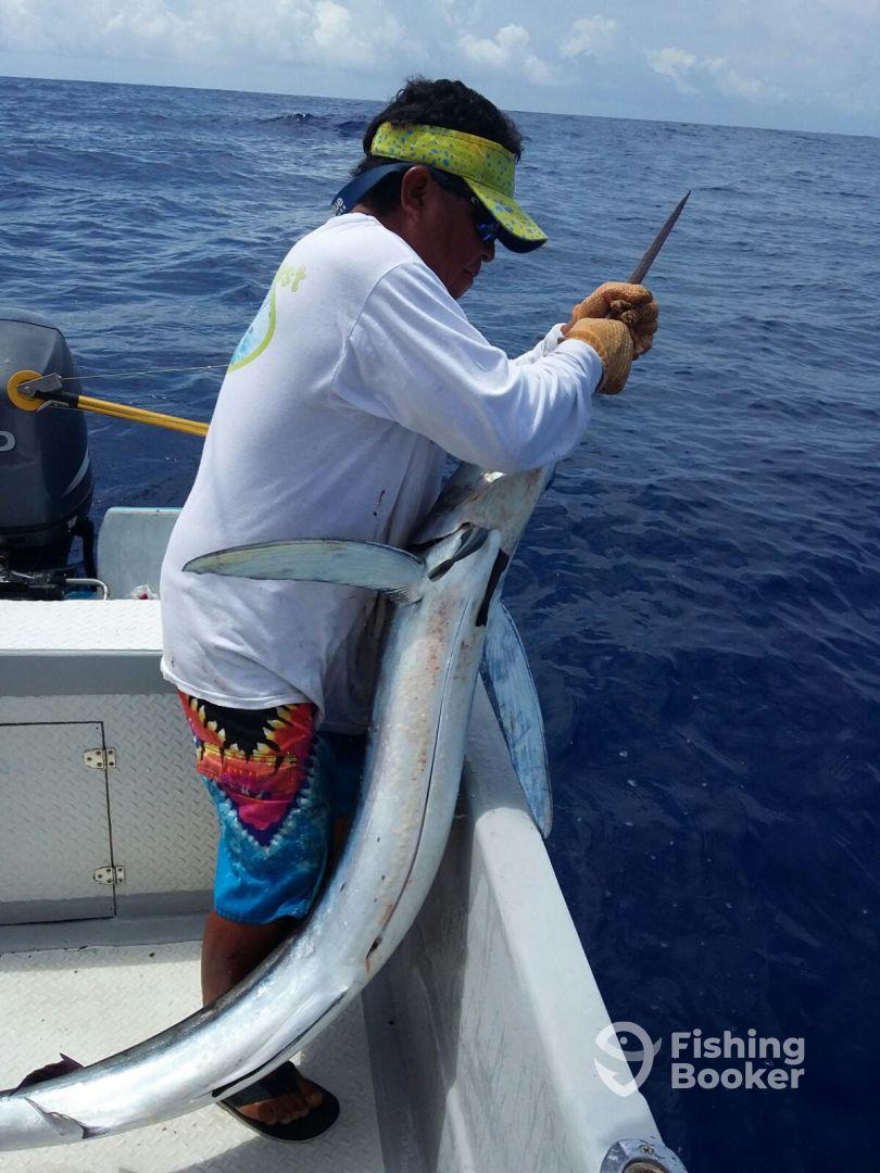 Reel dreams fishing cozumel cozumel mexico fishingbooker for Cozumel fishing charters