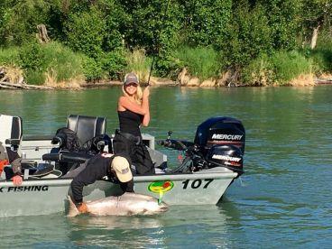 Jim Rusk Fishing
