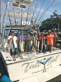 Gulf Stream Fishing Charter