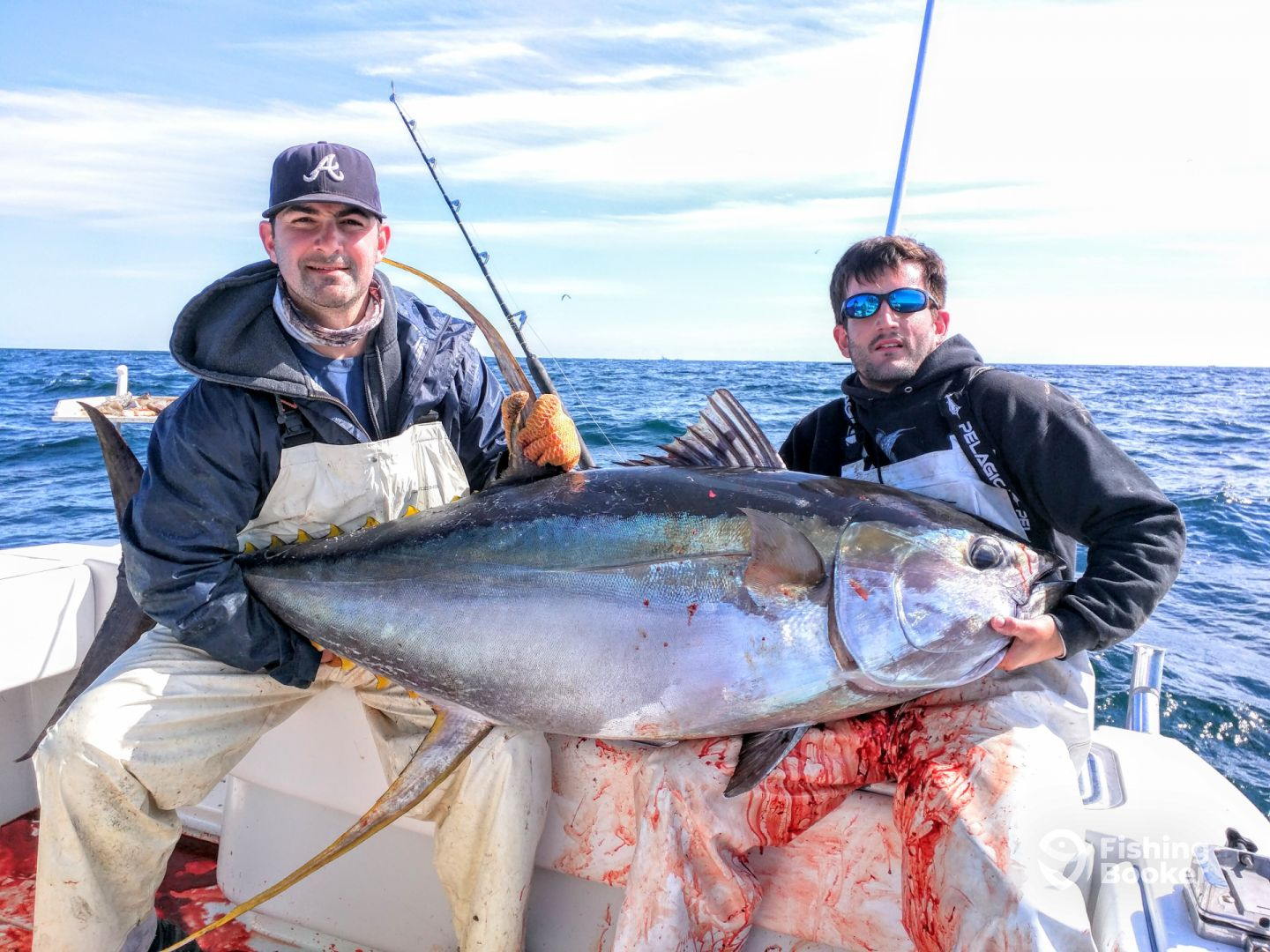 Tails up offshore fishing charters venice la fishingbooker for Venice la fishing charters