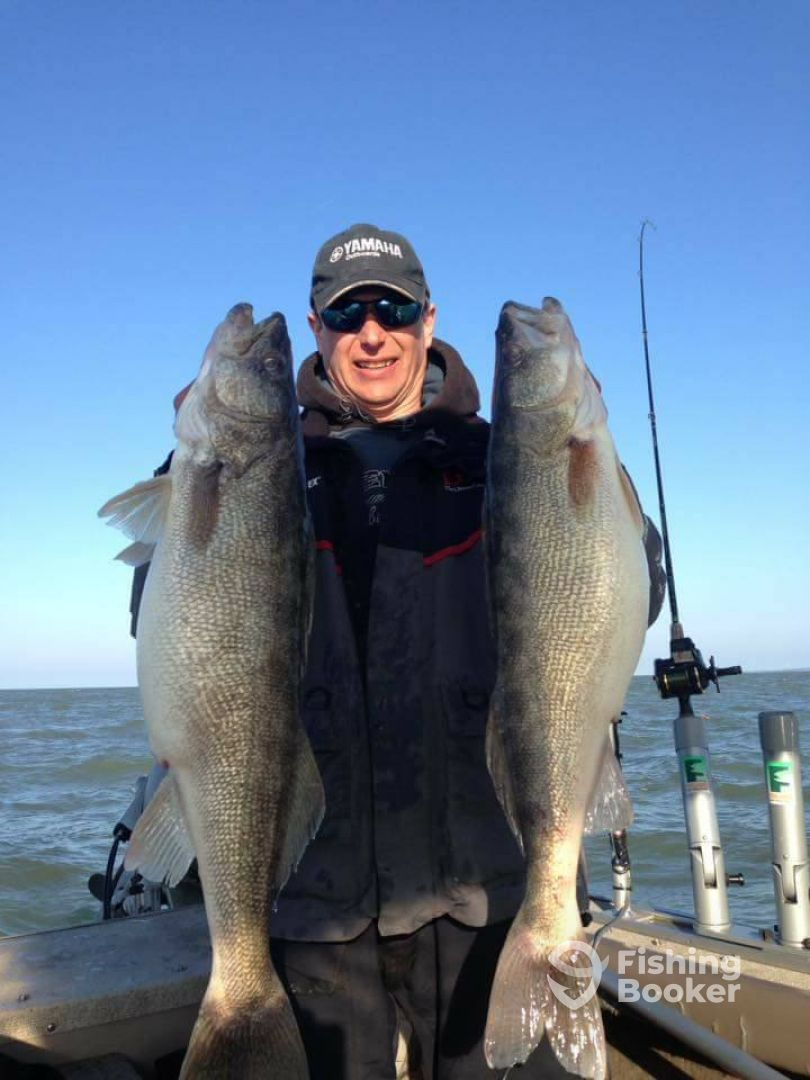 Reel live action charters grand haven mi fishingbooker for Reel action fishing charters