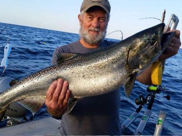 Reel Live Action Charters, Grand Haven