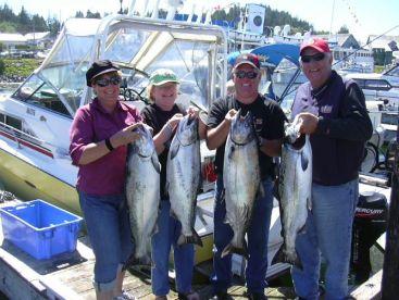 Highroller Charters - Nanaimo