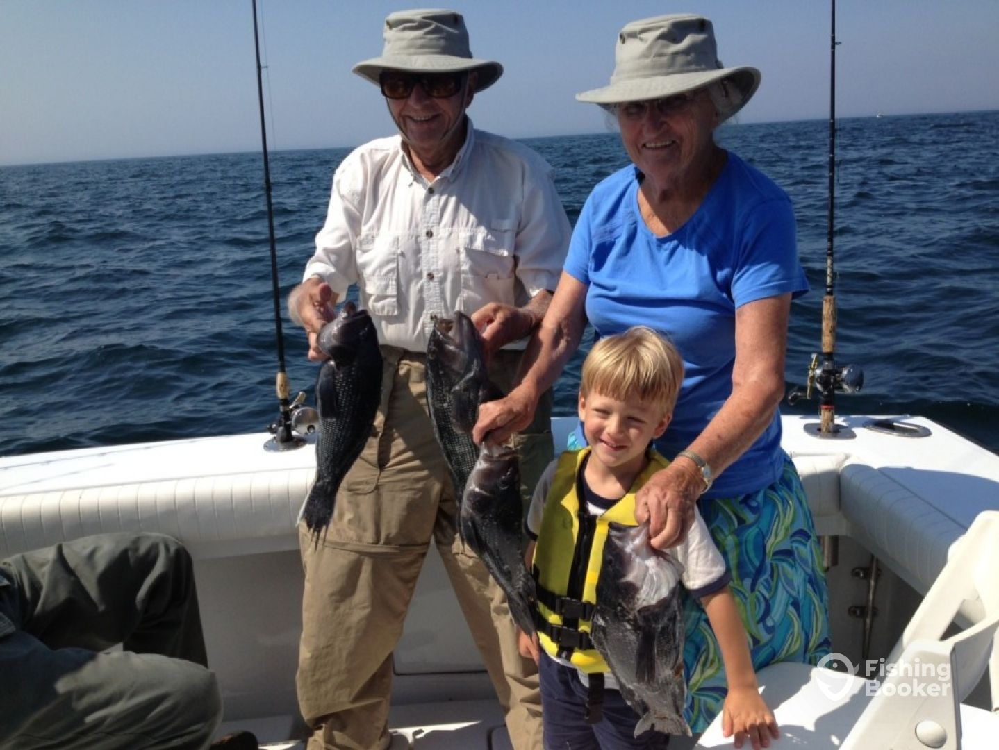 Blue venture fishing charters mystic ct fishingbooker for Fishing trips in ct