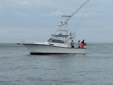 Blue Venture Fishing Charters, Mystic