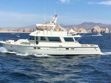 Profile offshore Cabo San Lucas