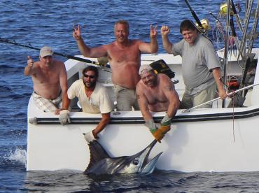Brasilia Fishing Charters – Makaira