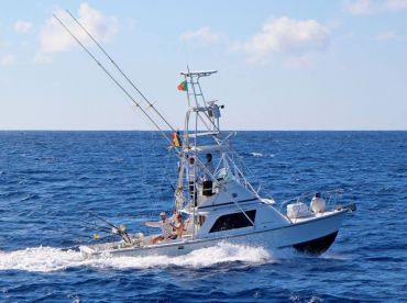 Brasilia Fishing Charters – Paty