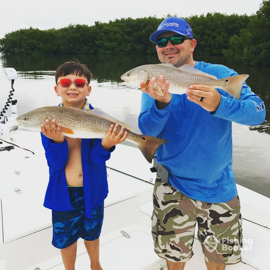Gulf to bay fishing charters clearwater fl fishingbooker for Fishing charters clearwater