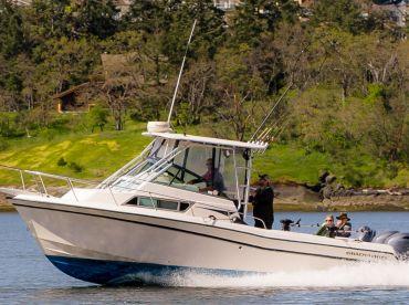 Coastal Charters – Sailfish 27'