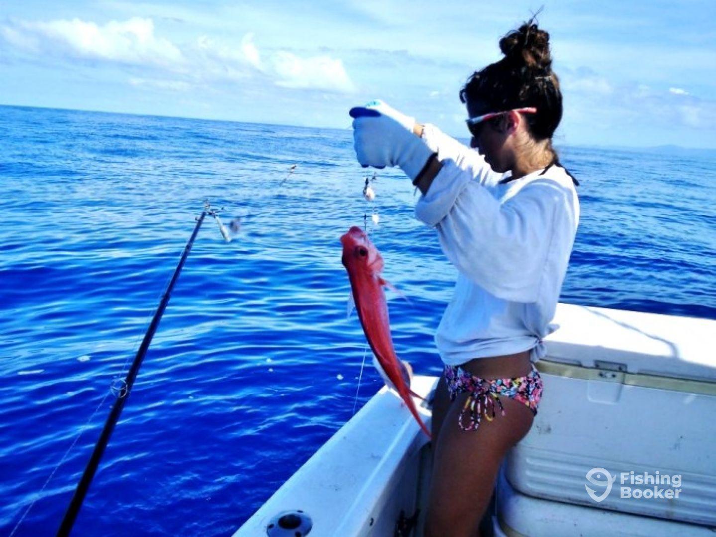 Blue water fishing puerto rico carolina puerto rico for Fishing puerto rico