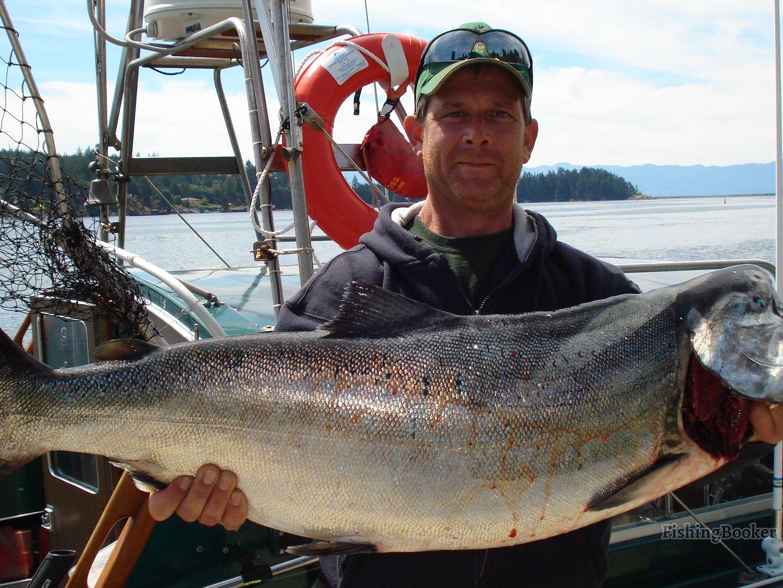 Fishing Charters Sooke