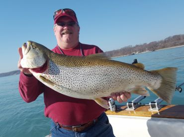 Finquest Sportfishing, Kenosha