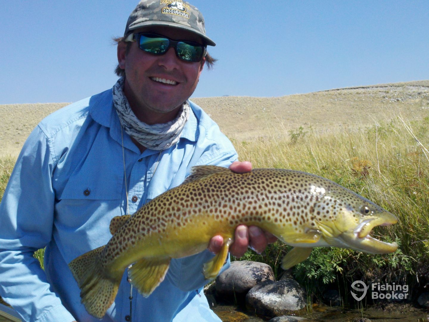 FishWater Outfitters - Montana