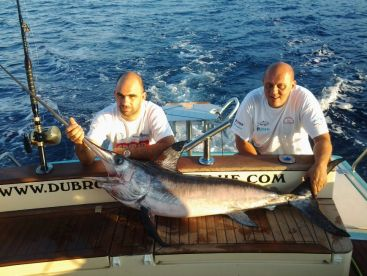 Dubrovnik Big Game Fishing - Servantes II
