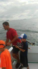 We Love taking kids Fishing!