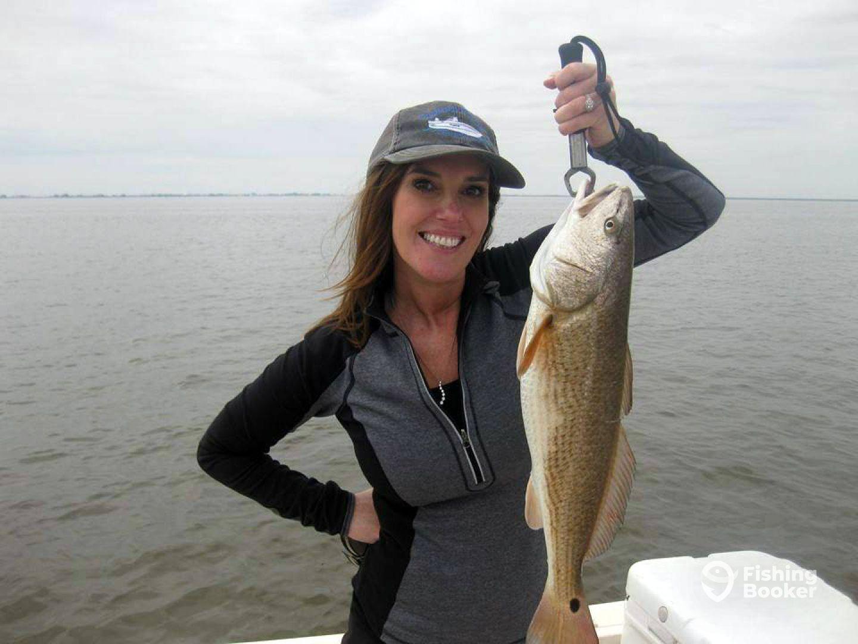 Captain Randy's Guide Service Sabine Lake