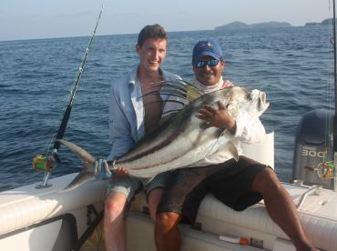 55# Roosterfish
