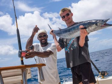 Marlin Master - Grenada Fishing