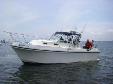 River Rebel Charters - Point Judith