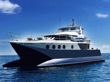 Pt Haruku Ocean Charters, Denpasar