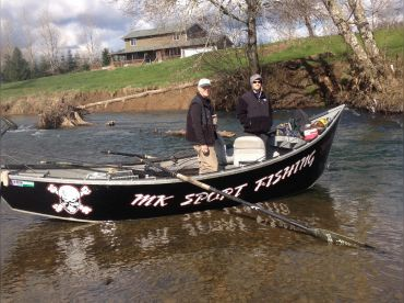 Mk Sport Fishing - Drift Boat