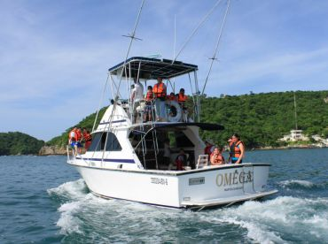 Huatulco Fishing Adventures - 35'