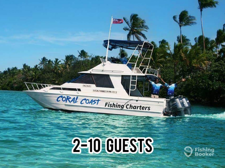 Coral Coast Fishing Charters