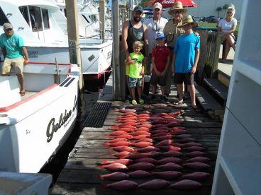 6 hour bottom fishing trip