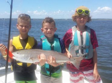 Caught Up Fishing Charters