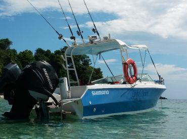 Panama Sportfishing- Coiba & Cebaco